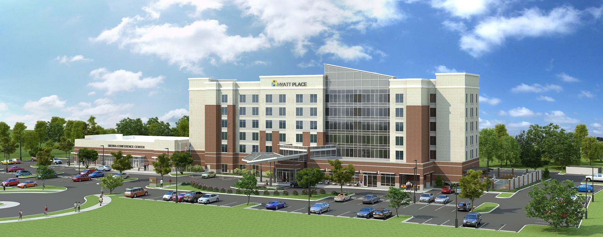 Impact plans development of Hyatt Place in Wesley Chapel