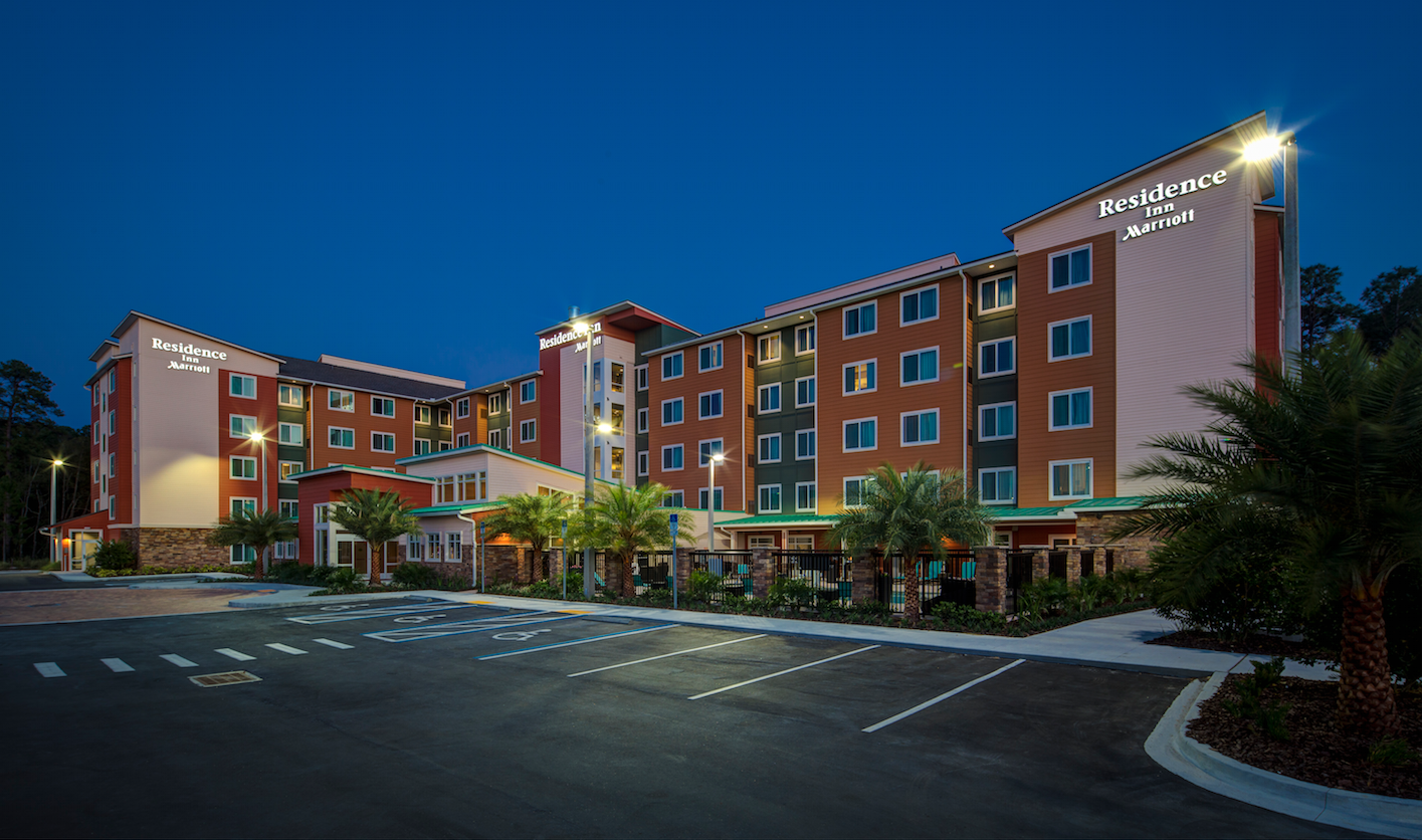 Owned and Managed by Impact Properties, Residence Inn by Marriott Opens in Jacksonville, Florida