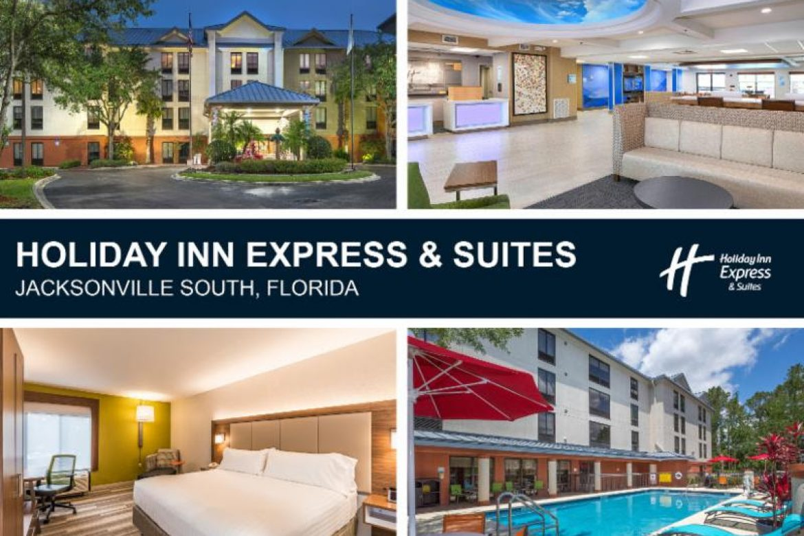 HUNTER HOTEL ADVISORS CLOSE ON SALE OF HOLIDAY INN EXPRESS & SUITES, JACKSONVILLE SOUTH, FLORIDA