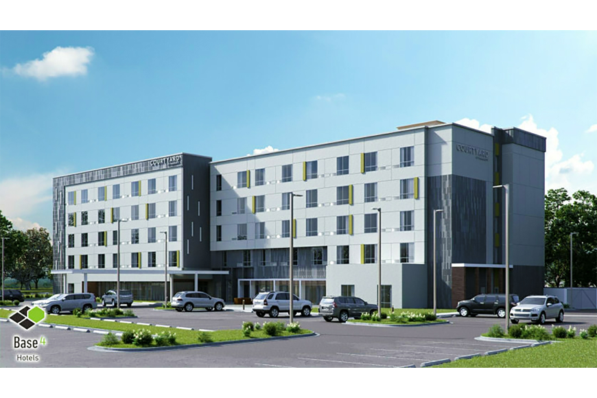 Courtyard by Marriott planned for Kernan West